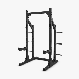 Рама ELEIKO XF Half Rack Hybrid with safety arms